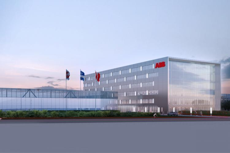 ABB Canada gets new $70-million digs in Technoparc