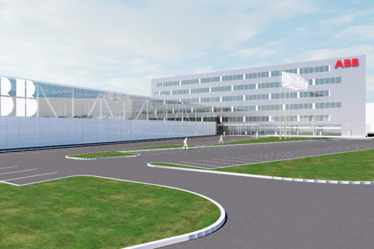 ABB creates a $70-million state-of-the-art high-tech center in Montreal