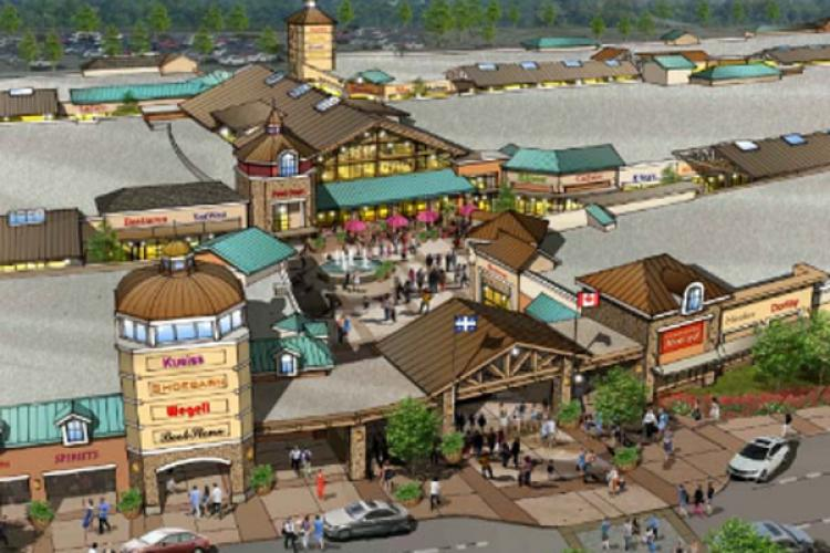 Broccolini Chosen to Build the Montreal Area Premium Outlet Center