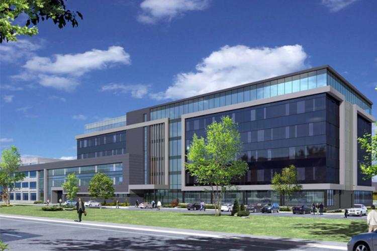 Broccolini welcomes Merck Canada's headquarters to a new multi-tenant complex in Kirkland