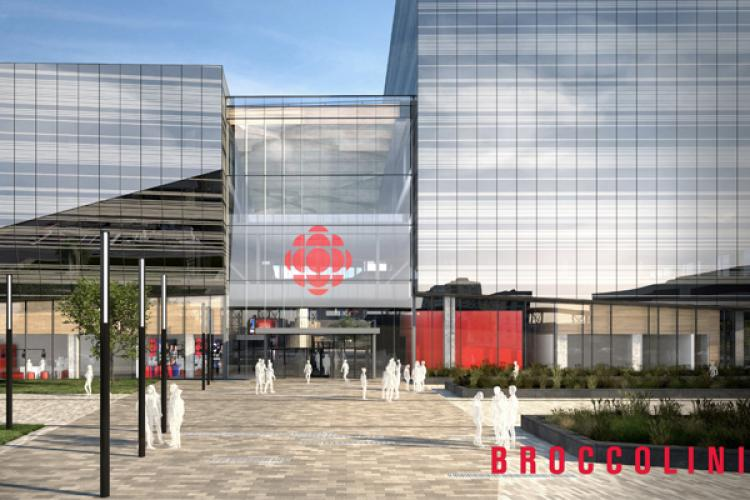 Here's what the new Maison de Radio-Canada will look like