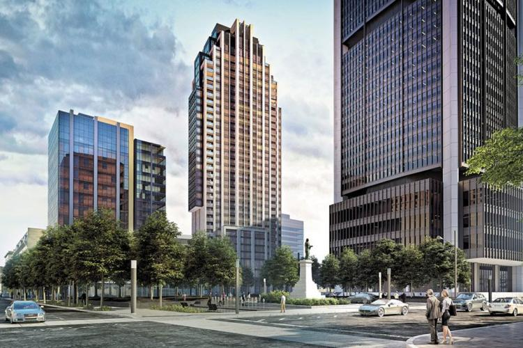Major builds for Broccolini in downtown Montreal