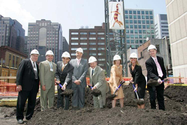 TELUS begins construction of new Ottawa headquarters