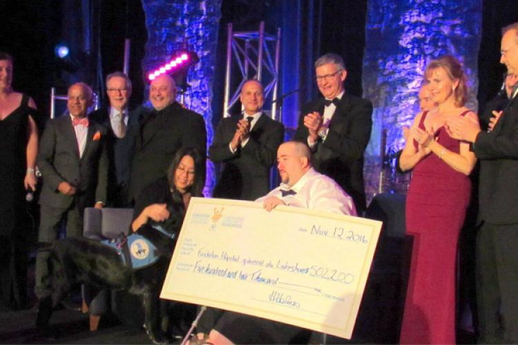 The Lakeshore General Hospital Foundation raised $502,200 at the 16th edition of the Lakeshore Ball