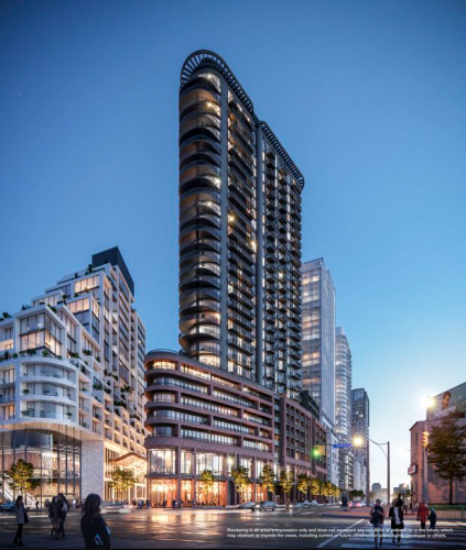 Giving Toronto condo buyers a helping hand