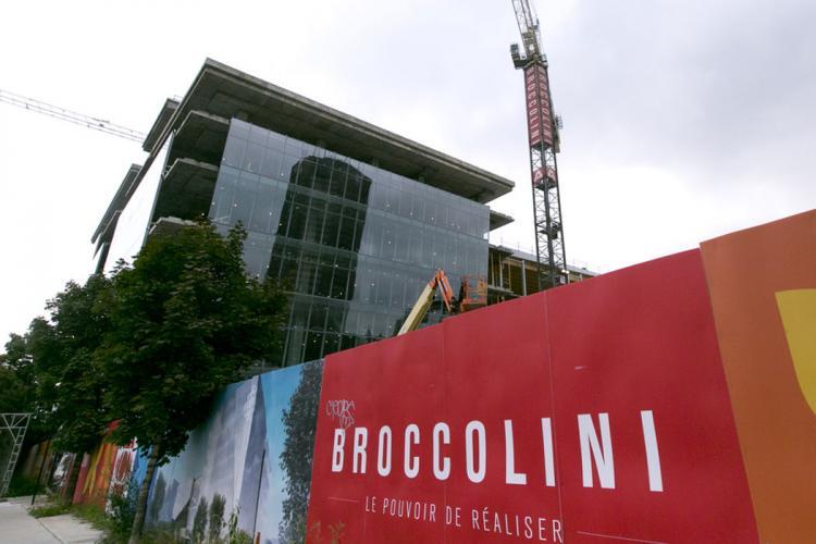 Montréal: Broccolini acquiert un terrain de 70 000 pieds carrés au centre-ville