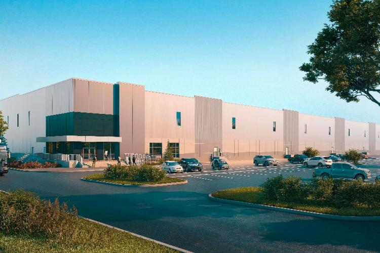 Broccolini breaks ground on Amazon's huge new Ottawa distribution centre