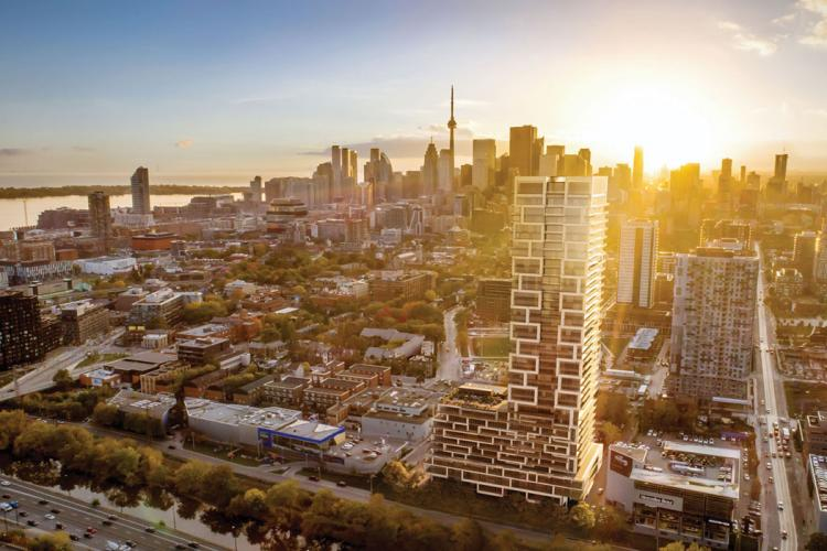 Broccolini pushes into Toronto market, preps for construction of 37-storey residential tower