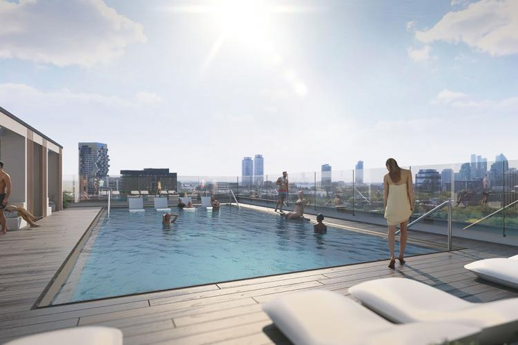 Amenities in condos are on the rise