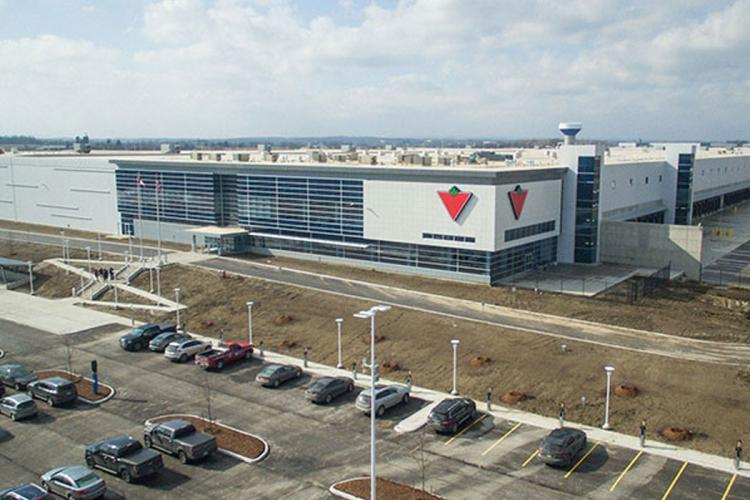 Canadian Tire's Distribution Centre Receives LEED Gold Certification