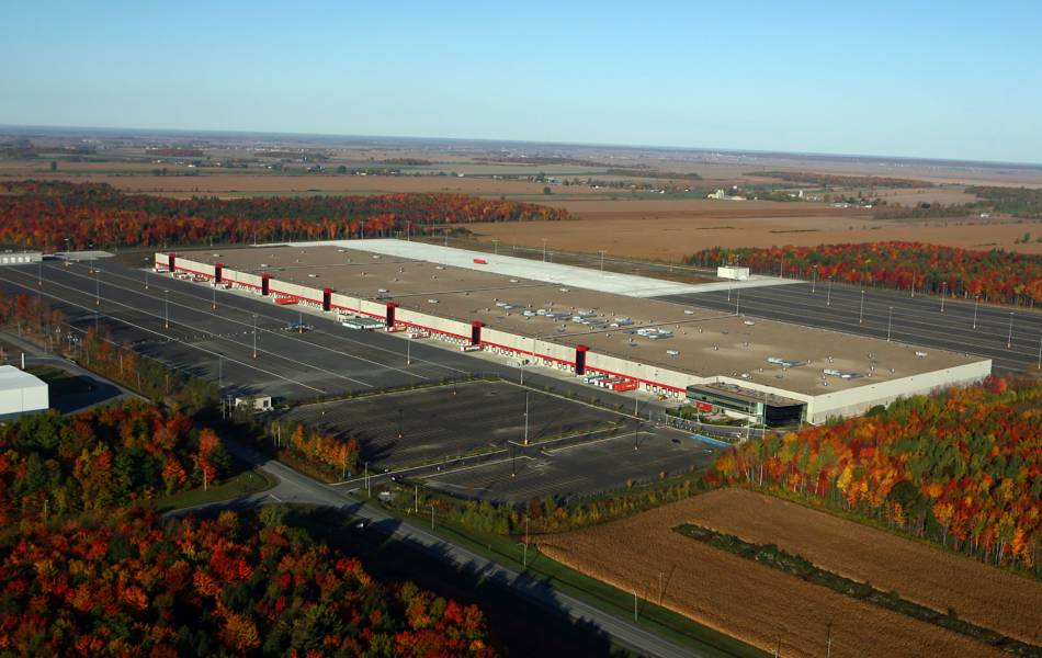Canadian Tire Distribution Centre