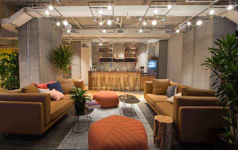 WeWork (Avenue des Canadiens)