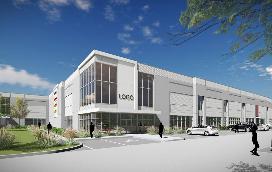 Sunlife Multi-Tenant Warehouse
