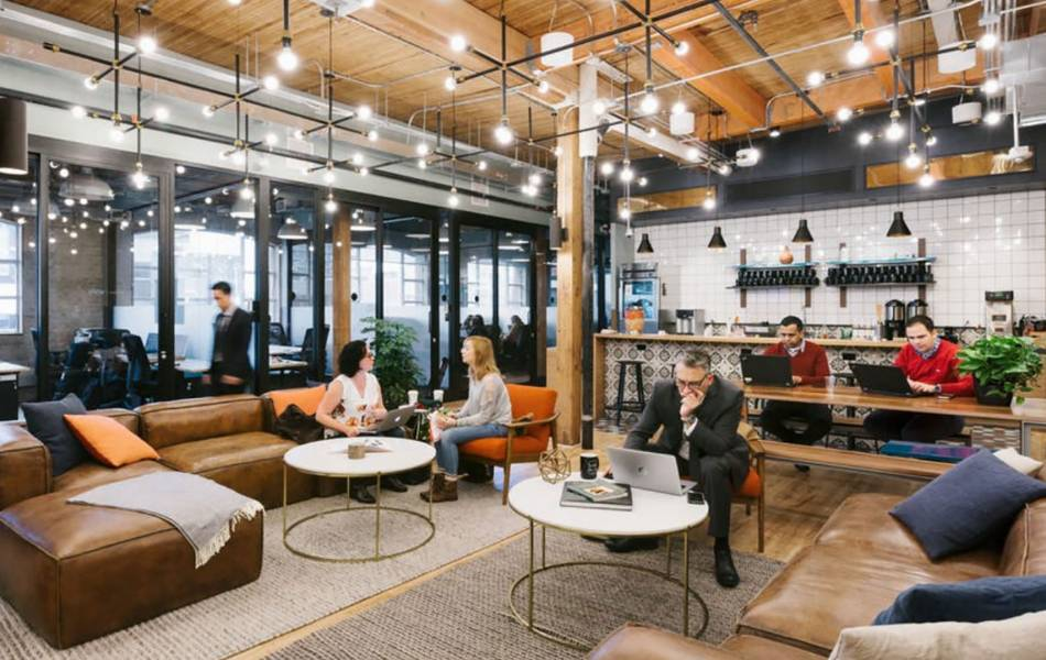 WeWork (240 Richmond)