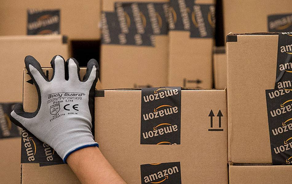 Amazon fulfillment centre Scarborough